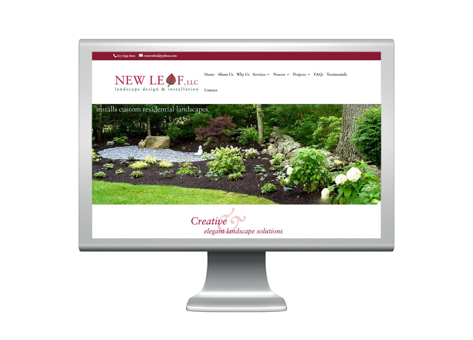 New Leaf Landscape Design